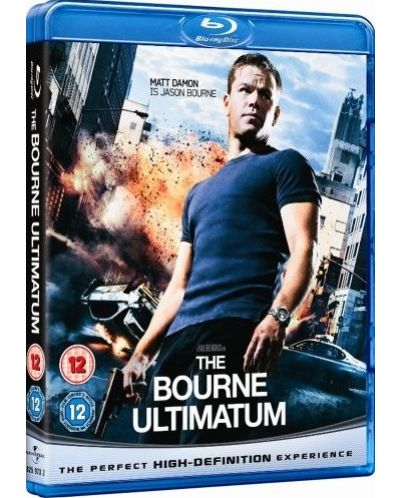 Ултиматумът на Борн (Blu-Ray) - 1