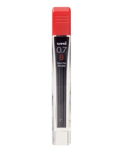 Графити за автоматичен молив Uniball Nano Dia – B, 0.7 mm - 1