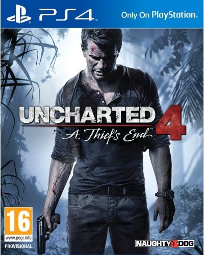 Uncharted 4: A Thief's End (PS4) - 4