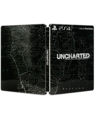 Метална кутия Uncharted - 2