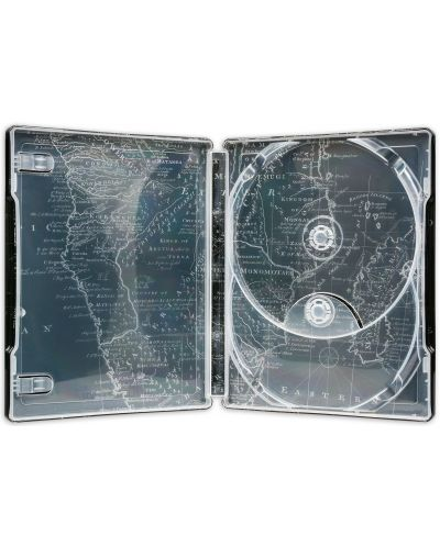 Метална кутия Uncharted - 3