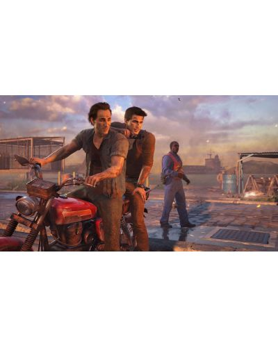 Uncharted 4: A Thief's End (PS4) - 11