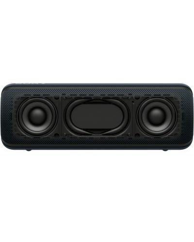 Мини колонка Sony - SRS-XB32, черна - 6