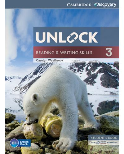 Unlock Level 3 Reading and Writing Skills Student's Book and Online Workbook - 1