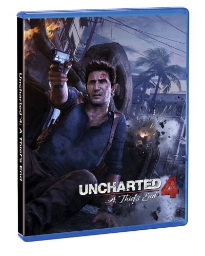 Uncharted 4: A Thief's End (PS4) - 5