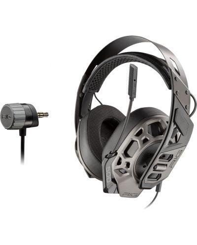 Гейминг слушалки Plantronics - RIG 500 PRO HX Special Edition, черни - 2