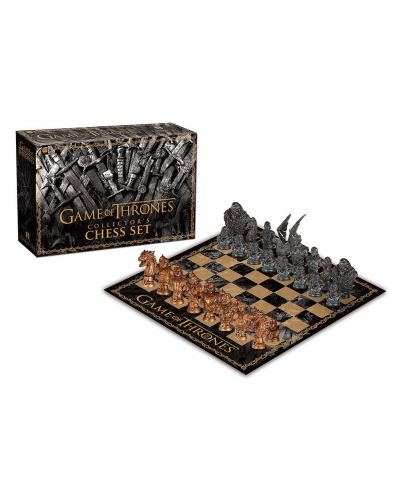 Шах USAopoly - Game of Thrones Chess Collector's Set - 2