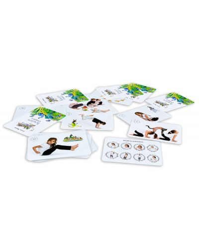 Вълшебна книжка: Йога карти - 3