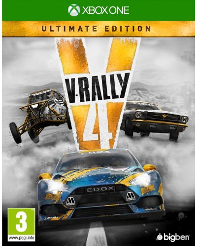 V-Rally 4 Ultimate Edition (Xbox One) - 1