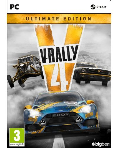 V-Rally 4 Ultimate Edition (PC) - 1