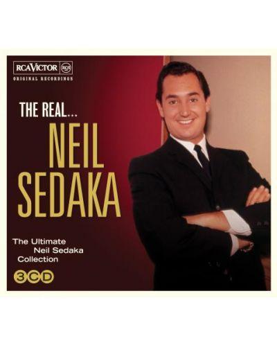 Various Artists - The Real...Neil Sedaka (3 CD) - 1