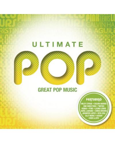 Various Artists - Ultimate... Pop (4 CD) - 1