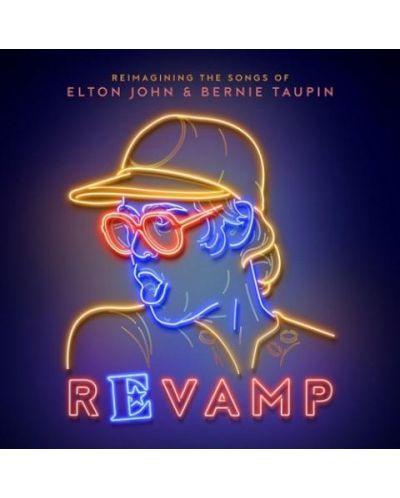 Various Artists - Revamp: The Songs Of Elton John & Bernie Taupin (Vinyl) - 1