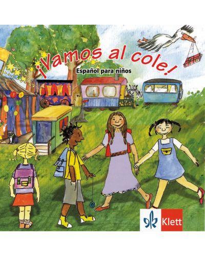 ¡Vamos al cole! · Nivel A1.2 CD audio - 1