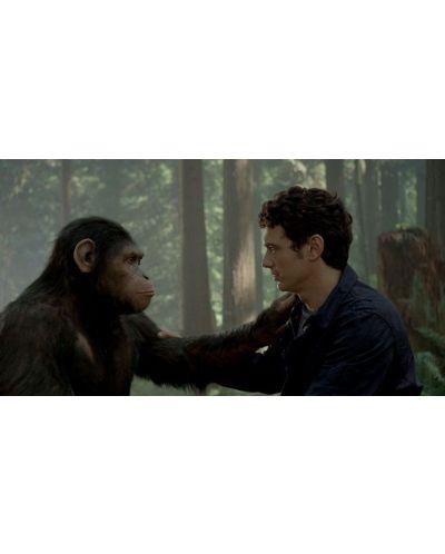 Възходът на Планетата на маймуните (DVD) - 7