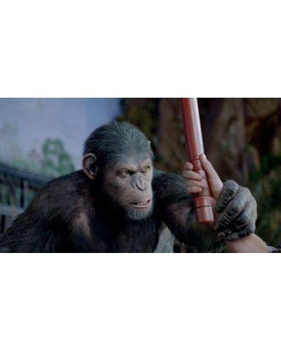 Възходът на Планетата на маймуните (DVD) - 8