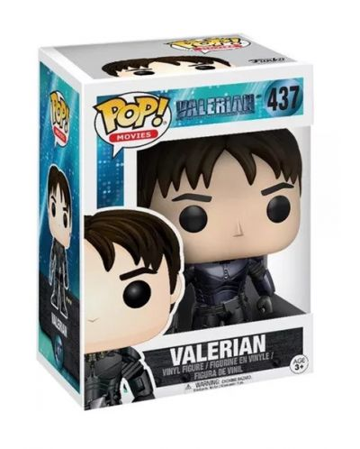 Фигура Funko Pop! Movies: Valerian And The City Of A Thousand Planets, Valerian #437 - 2