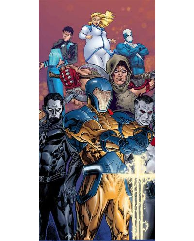 Ролева игра Valiant Universe - Core Book - 4