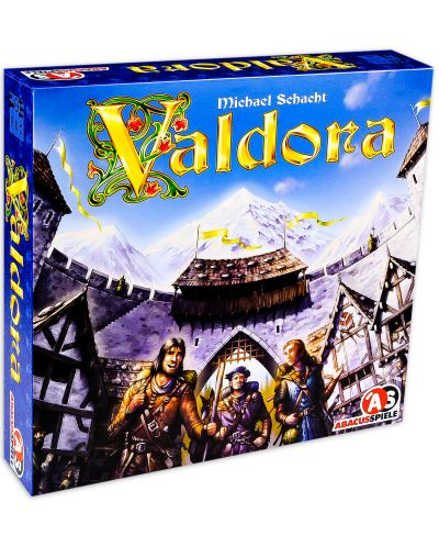 Настолна игра Valdora - 4