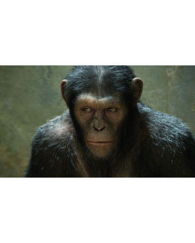 Възходът на Планетата на маймуните (DVD) - 3