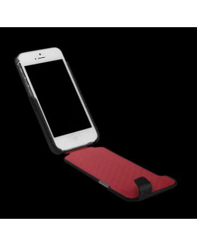 Vaja Ivolution Top за iPhone 5 -  черен - 2