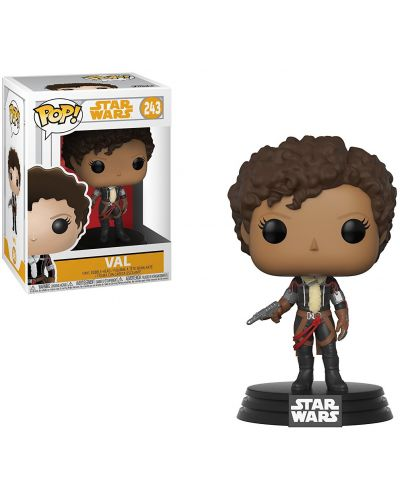 Фигура Funko Pop! Movies: Star Wars - Val, #243 - 2