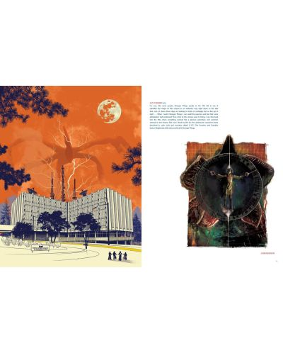Visions from the Upside Down: Stranger Things Artbook - 4