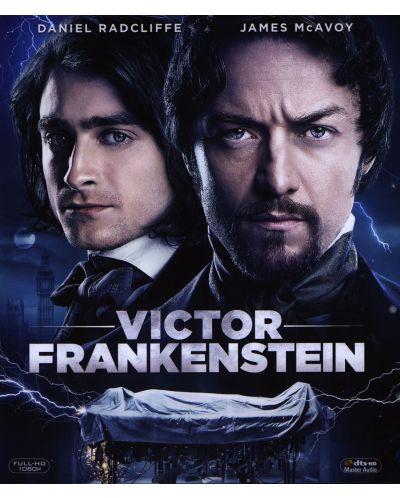 Виктор Франкенщайн (Blu-Ray) - 1