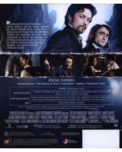 Виктор Франкенщайн (Blu-Ray) - 3