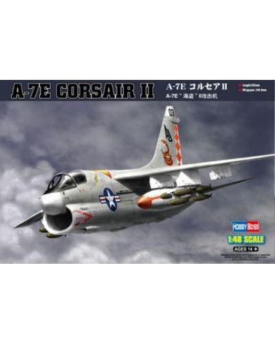 Военен сглобяем модел - Американски палубен ударен самолет Воут А-7Е Корсар II (Vought A-7E Corsair II) - 1