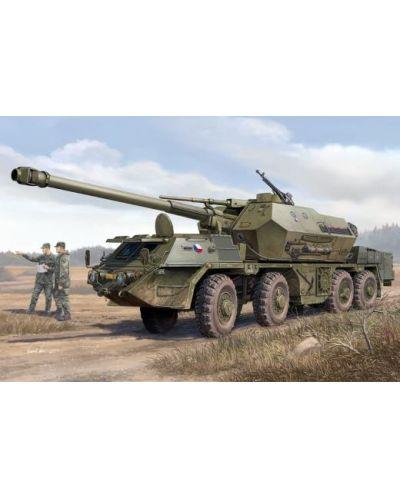 Военен сглобяем модел - Чешка самоходна гаубица 152mm SKH DANA Vz.77 - 1