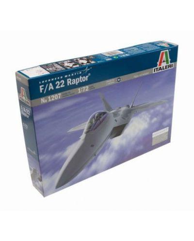 Военен сглобяем модел - Американски изтребител Ф-22 Раптор (F-22 RAPTOR) - 1