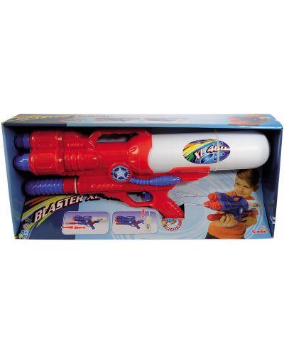 Воден пистолет Simba Toys - Бластер, XL 460, асортимент - 1