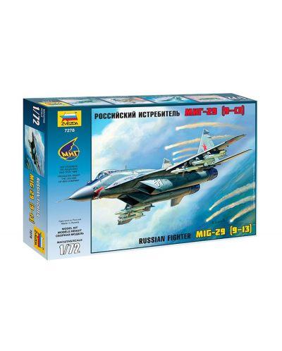 Военен сглобяем модел - Руски реактивен изтребител МИГ-29 (MiG-29, 9-13) - 1