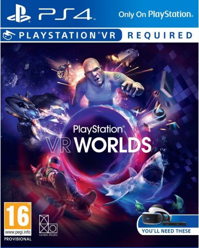 VR Worlds (PS4 VR) - 1