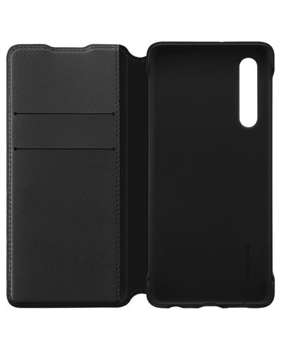Калъф Huawei Elle P30 - Wallet Cover, черен - 4