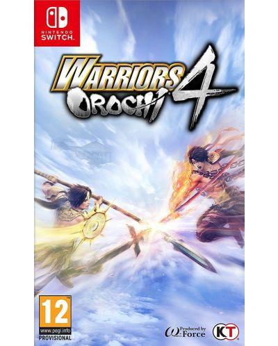 Warriors Orochi 4 (Nintendo Switch) - 1