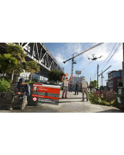 WATCH_DOGS 2 Standard Edition (PS4) - 6