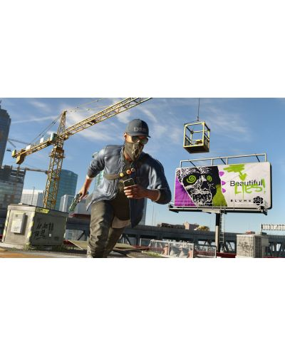 WATCH_DOGS 2 Standard Edition (PS4) - 8