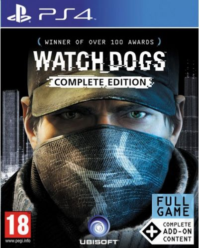 Watch_Dogs Complete Edition (PS4) - 1