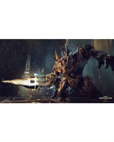 Warhammer 40,000 Inquisitor Martyr Imperium Edition (PS4) - 6