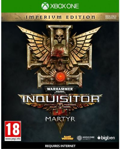Warhammer 40,000 Inquisitor Martyr Imperium Edition (Xbox One) - 1