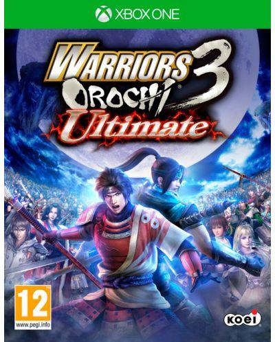 Warriors Orochi 3 Ultimate (Xbox One) - 1