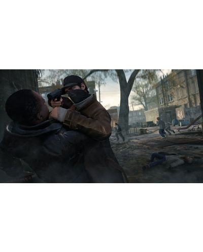 WATCH_DOGS (Xbox 360) - 12