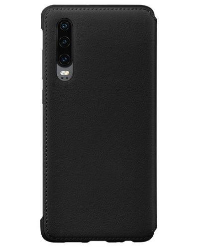 Калъф Huawei Elle P30 - Wallet Cover, черен - 1