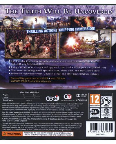 Warriors Orochi 3 Ultimate (Xbox One) - 3