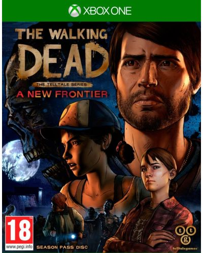 Telltale: The Walking Dead Season 3 (Xbox One) - 1