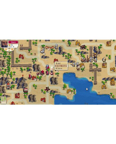 Wargroove (PS4) - 3