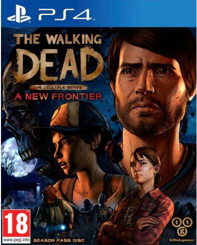 Telltale: The Walking Dead Season 3 (PS4) - 1