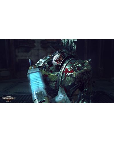 Warhammer 40,000 Inquisitor Martyr Imperium Edition (PS4) - 9